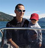 Nicola Brischigiaro - Ideatore di ANS e recordman di Apnea